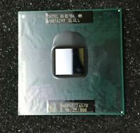 Intel Core2 Duo T6570 SLGLL 2.1Ghz 2MB 800 Socket P Mobile CPU Processor