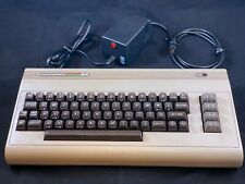 Commodore 64 Computer - Cleaned Tested & Working w/ New C64PSU Power Supply