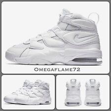Nike Air Max Uptempo '94, Sz 9, EU 44, US 10, 922934-100 Triple White