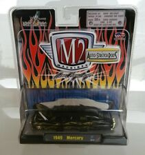 Rare M2 Machines 1949 Mercury Limo Chase Black 1 Of 500