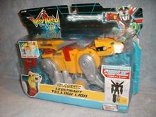 """Classic Legendary 9"""" Yellow Lion forms 16"""" Voltron 84 Playmates 2017 New"""
