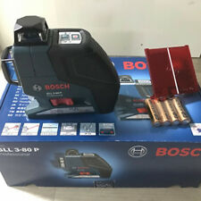 NEW BOSCH GLL3-80 360 Degree Multi Line Pro Laser Level