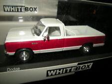 1:43 WhiteBox Dodge RAM Pickup Truck 1987 in OVP