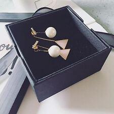 Religious Pearl Drop/Dangle Fashion Earrings