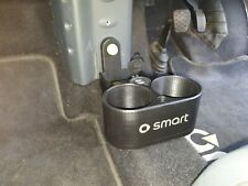 SMART CAR 450 FORTWO DOUBLE CUPHOLDER + 2 USB CHARGING SOCKETS £40 FREE p&p