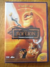 2 DVD COLLECTOR ** LE ROI LION **  VERSION INTEGRALE  losange N°38 DISNEY