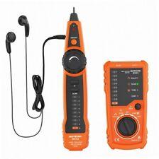 Kabel Tester, Meterk Line Finder RJ11 RJ45 Handheld Tracker...