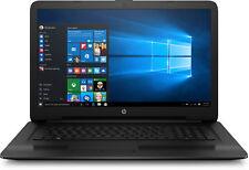 "HP Pavilion Laptop Notebook 17.3"" WLED HD 3.50ghz 8gb RAM 1tb HDD Windows 10"