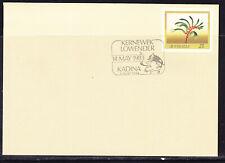 Australia 1983 Kernewek Lowender Festival Cover Apm13450 Cover