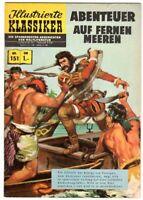 Illustrierte Klassiker Nr. 151  Original-Ausgabe 1. Auflage