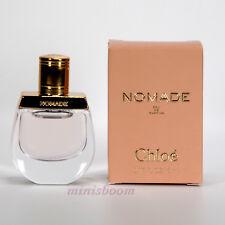 Chloe NOMADE Eau de Parfum 5 ml Mini Perfume Miniature Bottle New in Box
