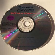 Computer Associates BitWare for Windows CD - Modem