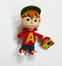 Alvin and The Chipmunks Alvin Plush Toy 10""