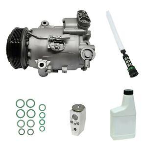 RYC Reman AC Compressor Kit AEG271 Fits Chevrolet Cruze 1.4L 2012 2013 2014 2015