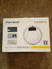 Brand New Still Sealed in the Box -  Fmart Robot Vacuum Cleaner E-550W(S)