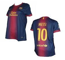 Lionel Messi FC Barcelona Trikot Home Damengröße Nike