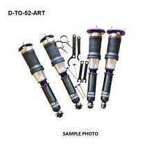 D2 Air Suspension Air Struts For 2010+ Toyota Prius - D-TO-52-ART