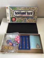 Scotland Yard Vintage Game Milton Bradley Complete