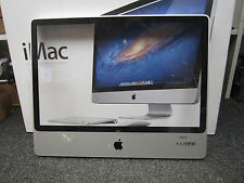 "Apple iMac A1225 24"" Glass Front Panel & Aluminium Front Cover Bezel 620-4021"