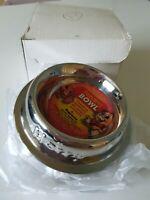 12 x Supreme Hamster Small Animal Feeding Bowl Dish Stainless Steel