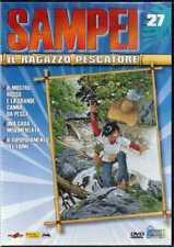 dvd SAMPEI Il ragazzo pescatore HOBBY & WORK numero 27