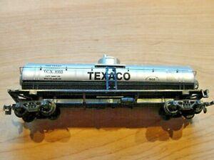 HO Scale Tanker Texaco