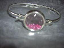 Nib Shaky Birthstone Bracelet - October