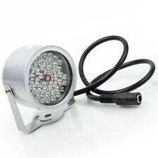 48 LED Illuminator IR Infrared Night Vision Light Lamp For CCTV Camera IBM