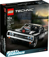 LEGO Technic 42111 Doms Dodge Charger