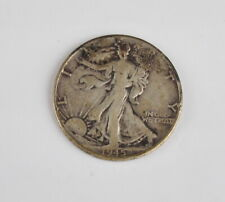 Belt buckles Gold Tone Western Walking Liberty half dollar 1945