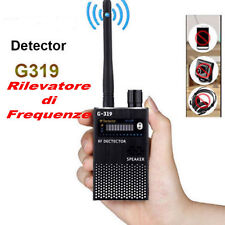 Rilevatore Frequenze Professionale G-319 GSM SPIA Ambientale Spy Microspia GPS