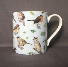 Bone China lapin British Bird chintzpattern Mug main décoré au Pays de Galles