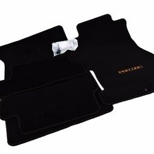 Honda Prelude FLOOR MAT CARPET SET MANUAL LHD ELEGANCE Genuine 1997-2001 NEW