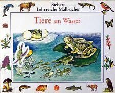 Tiere am Wasser von Erwin Eigner
