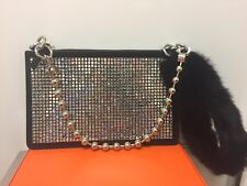 Opening Ceremony Silver Ball Chain Bag