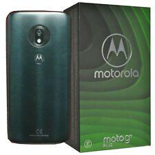 New Motorola Moto G7+ Plus XT1965 Dual-SIM 64GB Deep Indigo Factory Unlocked GSM