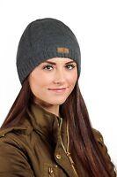 NEW CacheAlaska's Beanie Wool Blend Ski Hat Skull Cap