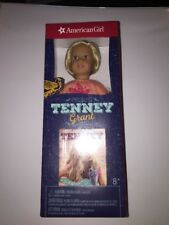 AMERICAN GIRL MINI DOLL TENNEY GRANT WITH BOOK Brand New