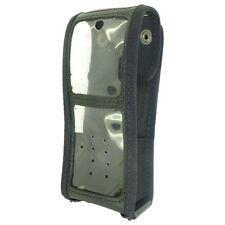 Klick Fast Leather case for Sepura STP8000 STP9000 radios RSTPILGHDSP1KF S057
