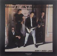 "12"" Maxi - Johnny Diesel & The Injectors - Don't Need Love - k2917 - RAR"