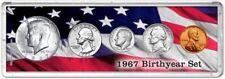Birth Year Coin Gift Set, 1967