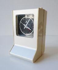 réveil vintage deco années 70 80 design 1970 POP JAPON OSAWA