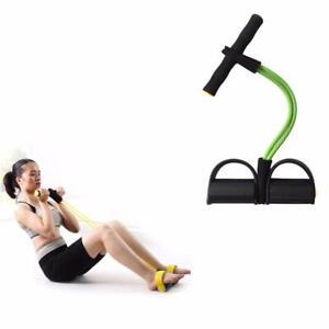Fitness Body Shaper Belly Slimming Trimmer Pull Up Exerciser