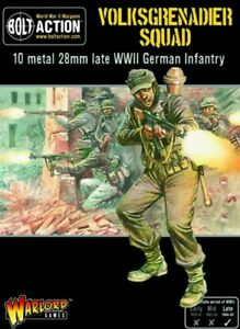 Warlord Games Volksgrenadier squad IN STOCK