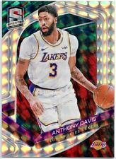 2019-20 Panini Spectra Anthony Davis Interstellar Prizm #/49 Pack Fresh & Mint
