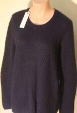 Esprit Damen-Pullover & -Strickware mit Rundhals-Ausschnitt aus Baumwolle