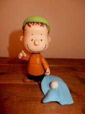 Peanuts Linus with blanket Fingurine