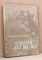 Serpenti e uccelli del sole - Durrell
