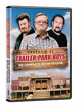 Trailer Park Boys: The Complete Tenth Season 10 (DVD, 2016, 2-Disc Set) NEW