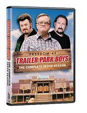 Trailer Park Boys: The Complete Tenth Season 10 (DVD, 2016, 2-Disc Set) NEW